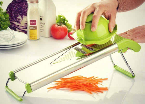 How To Get The Most Out Of A Mandoline Slicer