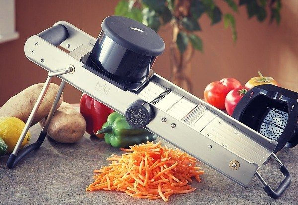 MIU France Mandoline Slicer Review