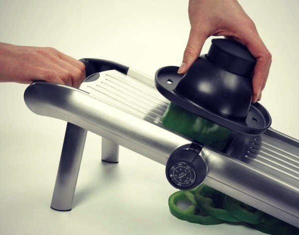 OXO Steel Mandoline Slicer Review