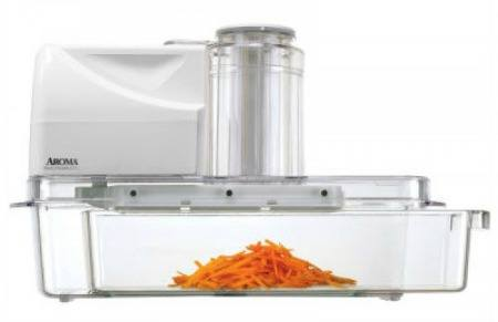 Slicer with Catch Tray
