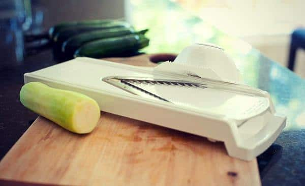 7 Slicing Tips for a Mandoline Slicer
