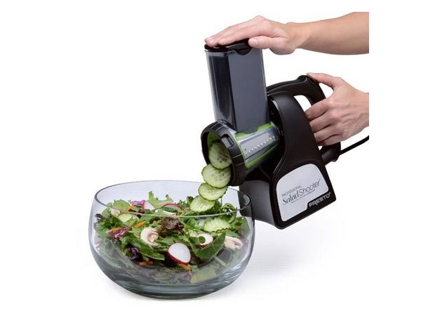 Presto Professional SaladShooter Electric Slicer Review
